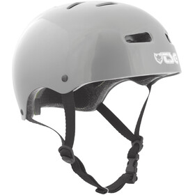 TSG Skate/BMX Injected Color Helmet injected grey